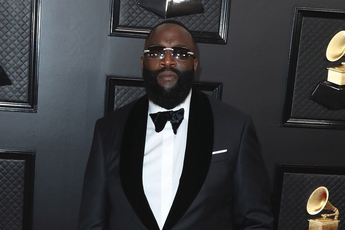 Rick Ross Agrees To Pay $11,000/Month In Child Support