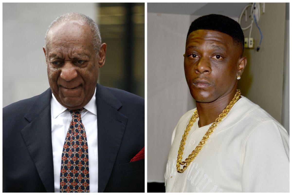 Bill Cosby Promotes Boosie Badazz's 'My Struggle' Film
