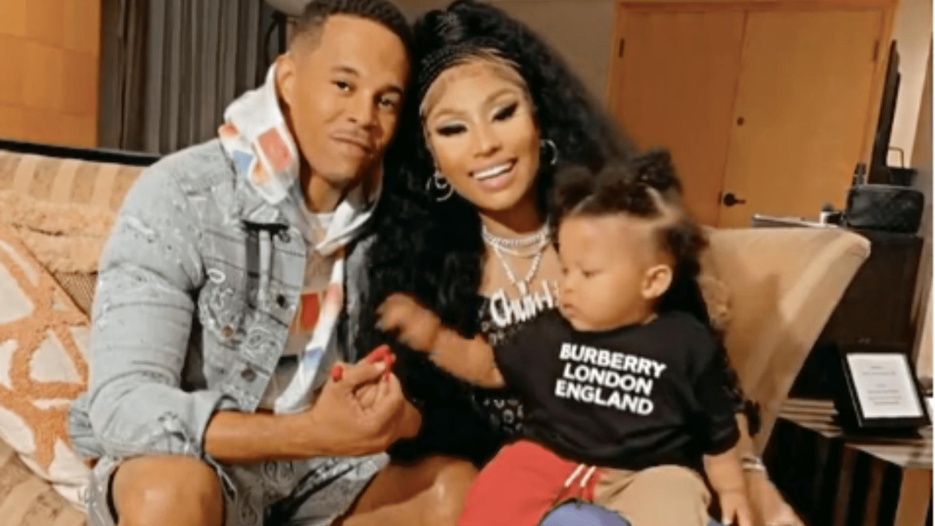 Nicki Minaj's Son Papa Bear Turns 1