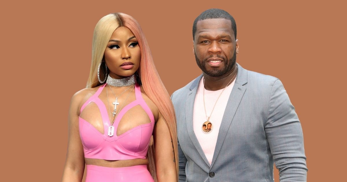 50 Cent Interested In Starring In Romantic Comedy With Nicki Minaj