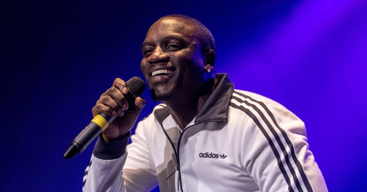 """Akon On R. Kelly: """"We're Not The Ones To Judge"""""""