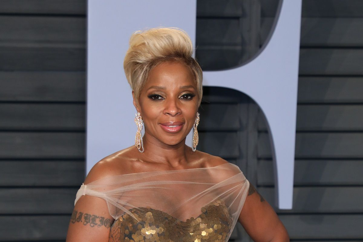 Mary J. Blige Planning First Album In Four Years