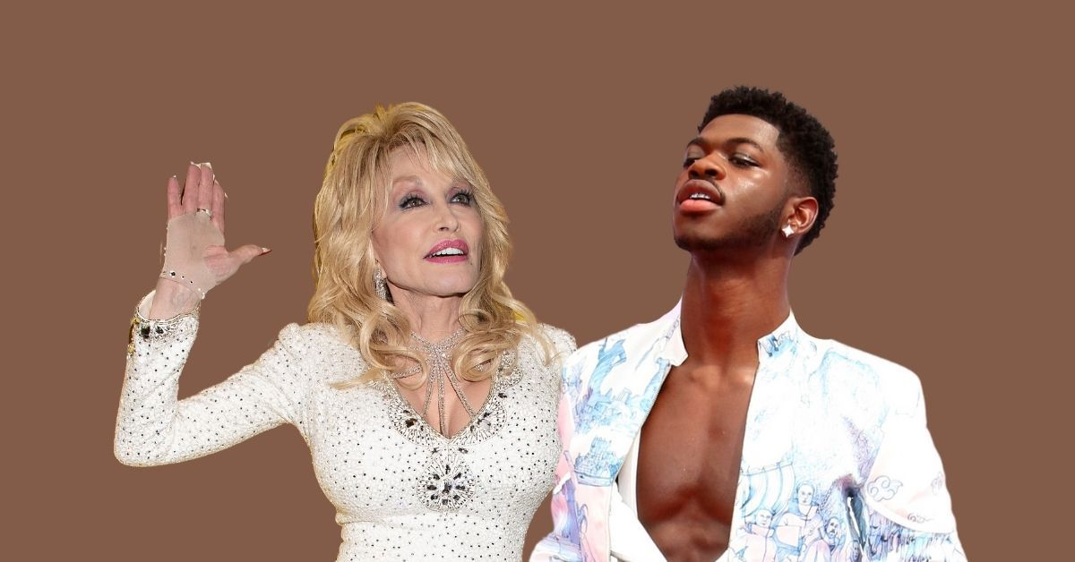 """Lil Nas X Shocked By Dolly Parton's Response To """"Jolene"""" Remake"""