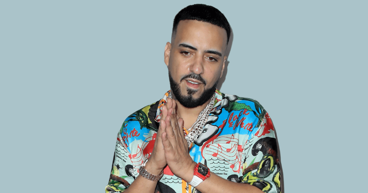 French Montana Launches His Own Fragrance With Member Of Hennessy Family