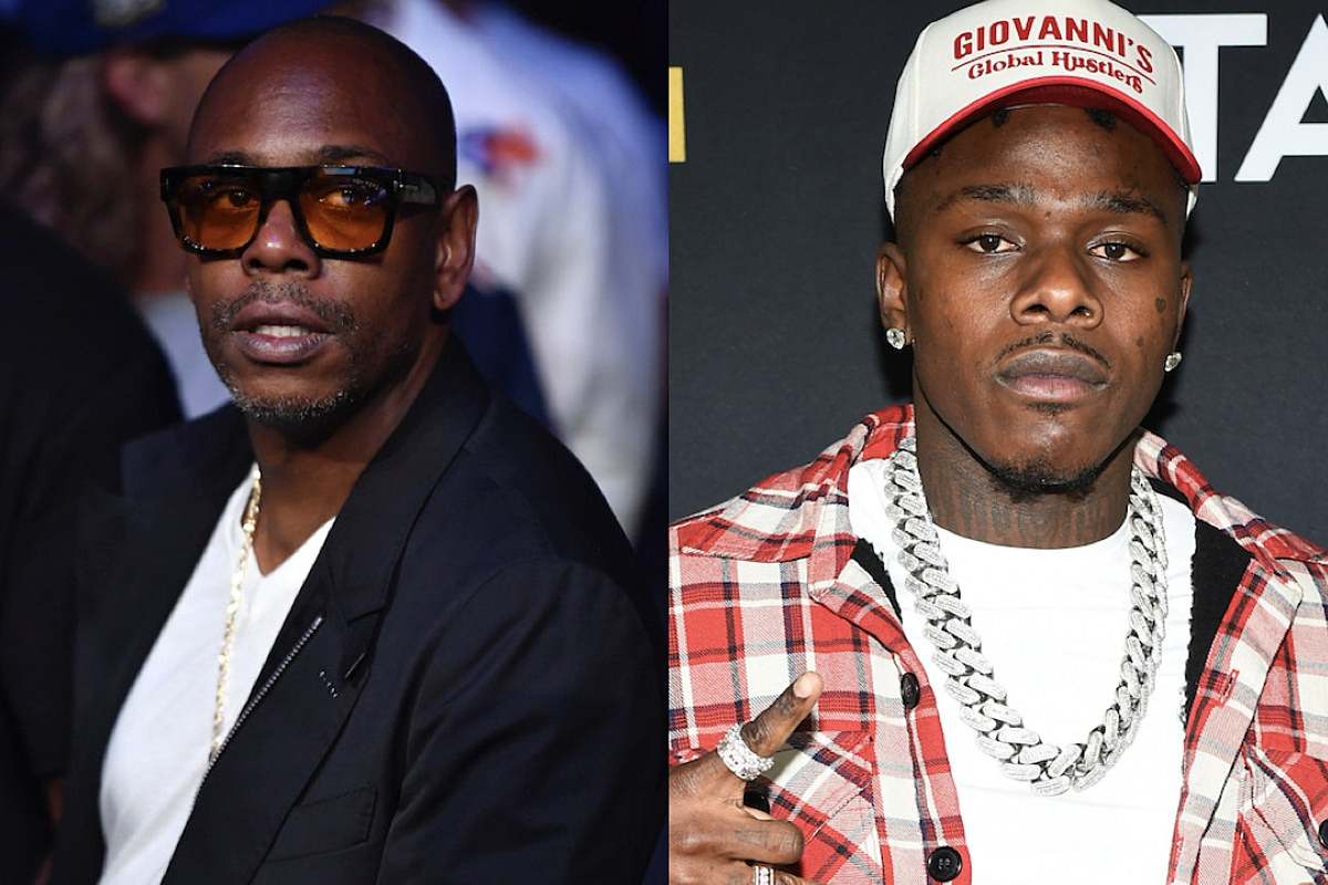 Dave Chappelle Jokes DaBaby's Homophobic Comments Were Worse for His Career Than Killing Someone Was