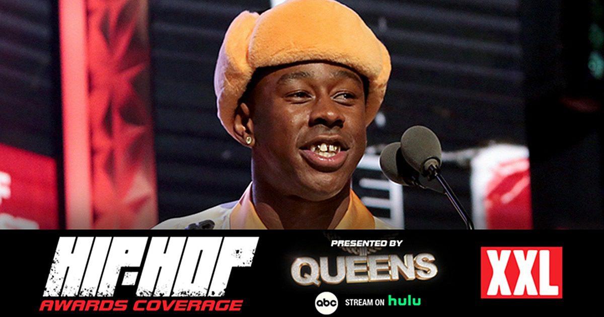 Tyler, The Creator Wins Hip Hop Album of the Year at 2021 BET Hip Hop Awards
