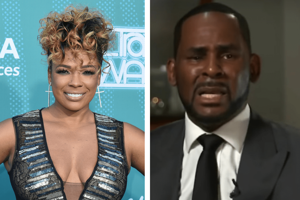 """Syleena Johnson Says R. Kelly Is """"Misjudged"""" Should Not Be In Jail"""