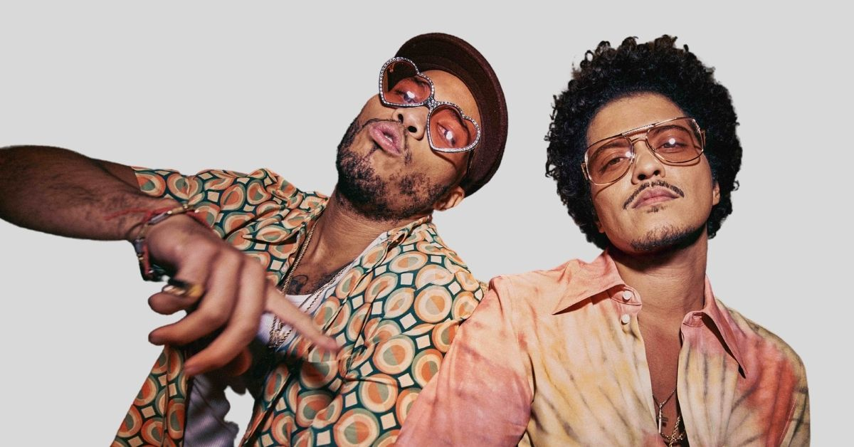 Bruno Mars And Anderson .Paak Announce Silk Sonic Album Release Date