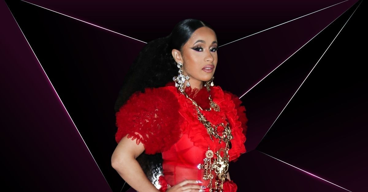"""Cardi B Shoots Down """"Ruined"""" Tattoo Guy's Claim That She Lied To Judge To Attend Paris Fashion Week"""