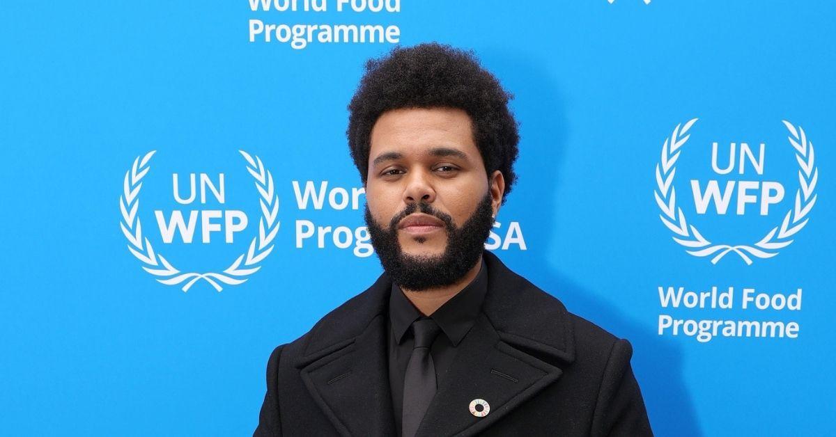 The Weeknd Named U.N. Goodwill Ambassador