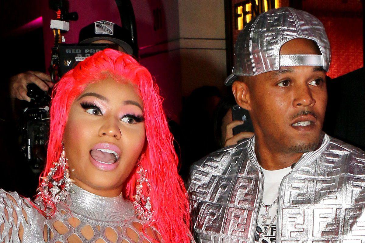 Nicki Minaj & Kenneth Petty Face Default Judgment In Sexual Assault Victim's $20 Million Lawsuit