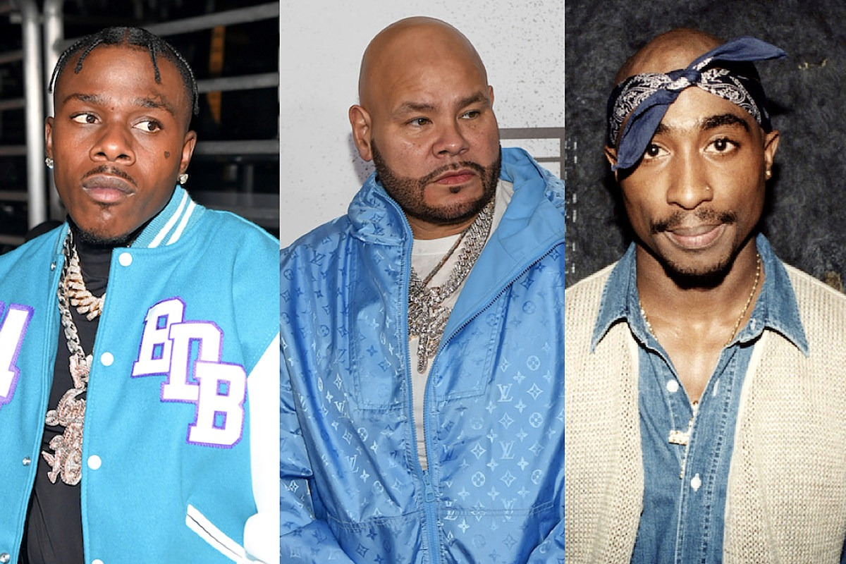Fat Joe Calls DaBaby the 2021 Version of Tupac Shakur