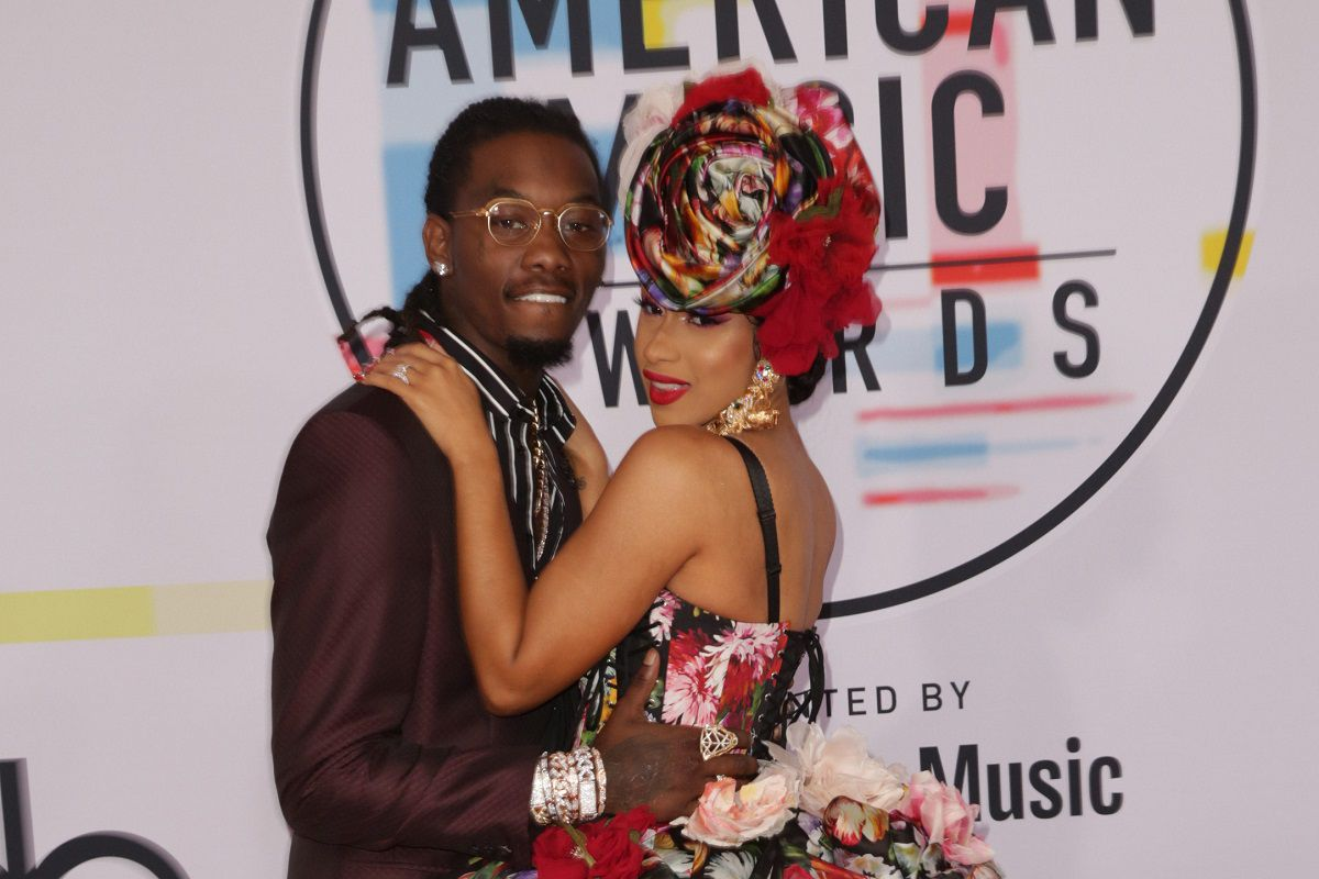 Cardi B Reacts To Offset Buying Her A Mansion In The Dominican Republic