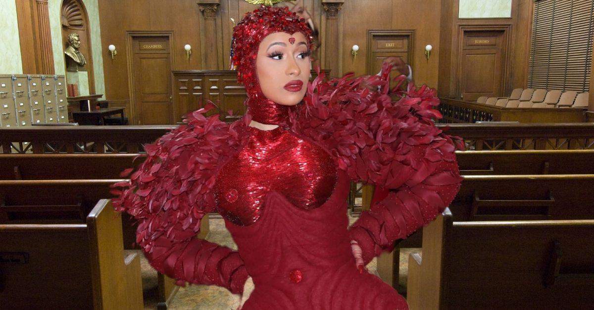 EXCLUSIVE: Cardi B Avoids Sanctions For Attending Paris Fashion Week